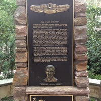 Photo taken at Bugsy Siegel Memorial by Shayla C. on 3/8/2013