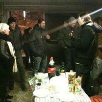 Photo taken at Гаражи by Irina L. on 1/26/2013