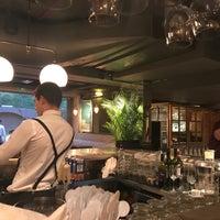 Photo taken at Nola Eatery & Social House by özlem A. on 12/8/2017