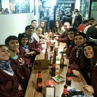 Photo taken at La Parockia by Jose C. on 2/21/2014