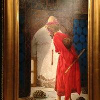 Foto scattata a Pera Müzesi da Gokhan A. il 12/29/2012