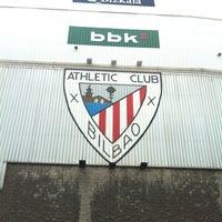 Foto tomada en Estadio de San Mamés por ElOtroDj el 11/19/2012