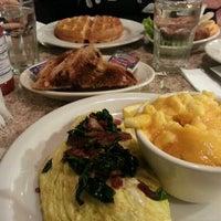 Photo taken at Merritt Restaurant & Bakery by Lori D. on 1/12/2013