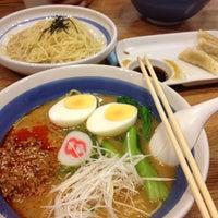 Photo taken at Hachiban Ramen by kudatarn p. on 11/3/2012
