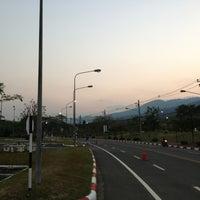 Photo taken at 700th Anniversary Chiangmai Sports Complex by kudatarn p. on 2/20/2013