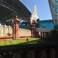 Photo taken at Ngurah Rai International Airport (DPS) by Luisa G. on 7/31/2015