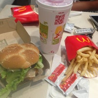 Photo taken at McDonald's by Rony F. on 8/17/2013