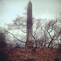 1/12/2013 tarihinde Racky R.ziyaretçi tarafından The Obelisk (Cleopatra's Needle)'de çekilen fotoğraf