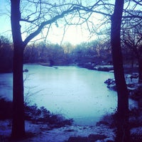 Photo taken at The Pond by Racky R. on 2/18/2013