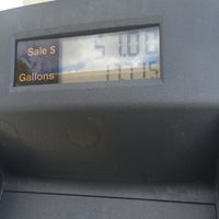 Photo taken at Lyons Classic Oil Gas Station by Caitlyn D. on 11/4/2015