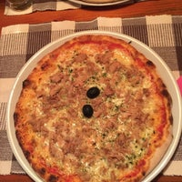 Photo taken at Pizzeria Gušt by J D. on 5/16/2017