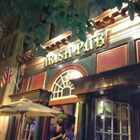 Photo taken at Irish Pub by Brian P. on 6/16/2013