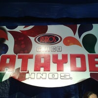 Photo taken at Circo Atayde Hnos. by Mony L. on 4/27/2014