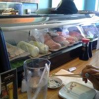 Photo taken at PB Mika Sushi by Robert V. on 4/6/2014