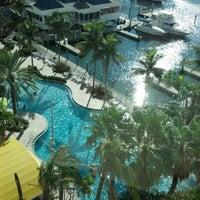 Photo taken at Hyatt Regency Sarasota by Tom W. on 11/21/2012