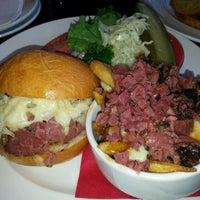 Photo taken at Dunn's Famous Restaurant & Delicatessen by Cassandra A. on 1/12/2013