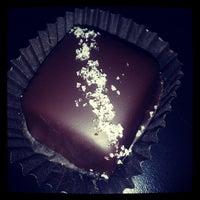 Photo taken at Dark Side Chocolates by Cassandra A. on 7/18/2013