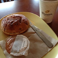 Photo taken at Panera Bread by Gina C. on 6/8/2013