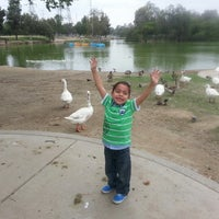 Photo taken at Whittier Narrows Regional Park by Anita S. on 5/24/2014