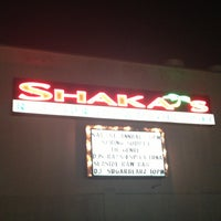 Photo taken at Shaka's by Claire C. on 5/12/2013