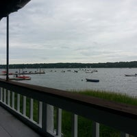 Photo taken at Orleans Inn by Mathew V. on 7/20/2014