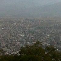 Photo taken at Cerro San Bernardo by Maria Laura D. on 5/24/2013