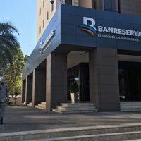 Photo taken at Torre Banreservas by Jared M. on 1/31/2017