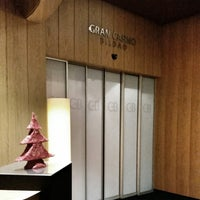 Photo taken at Gran Casino Bilbao by Jared M. on 12/23/2014