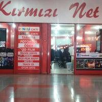 Photo taken at Kırmızı Net by Aykut A. on 2/17/2015