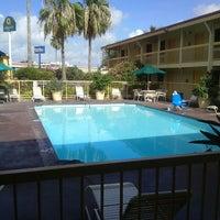 Photo taken at La Quinta Inn Harlingen by Aaron A. on 7/12/2013