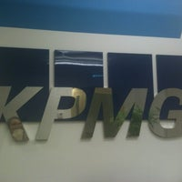 Photo taken at KPMG by Aljona A. on 12/21/2012