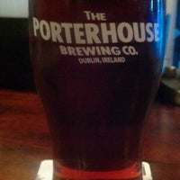 Photo taken at The Porterhouse Central by Gina T. on 11/18/2012