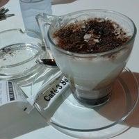 Photo taken at Café 3 soeurs by Meryem O. on 10/24/2013