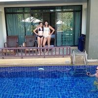 Photo taken at Alpina Phuket Nalina Resort And Spa by Dave H. on 1/14/2013