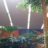 Photo taken at Biblioteca De Posgrado Enzo Levi by Mike V. on 3/27/2014
