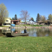 Photo taken at Glendening Boathouse by Liz M. on 5/5/2013