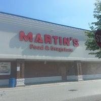 Photo taken at Martin's Food Market by ❦ ❧Desi S. on 7/6/2013