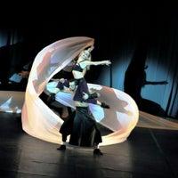 Photo taken at Shaman Dans Tiyatrosu by Ipek Y. on 11/30/2012