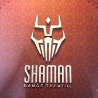 Photo taken at Shaman Dans Tiyatrosu by Ipek Y. on 11/5/2012