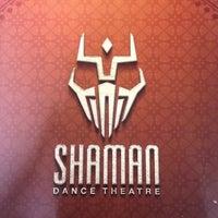 Photo taken at Shaman Dans Tiyatrosu by Ipek Y. on 11/19/2012