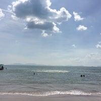 Photo taken at Rajamangala Beach by Friend.nidcha on 4/14/2017
