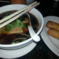 Photo taken at Kung Fu Thai & Chinese Restaurant by Piranha P. on 1/15/2013