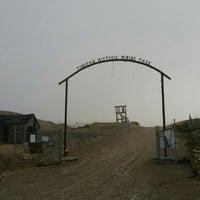 Photo taken at Tonopah Historic Mining Park by kat S. on 10/18/2015