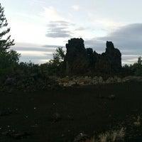 Photo taken at Lava Lake by kat S. on 9/17/2015