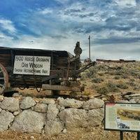 Photo taken at Tonopah Historic Mining Park by kat S. on 10/16/2015