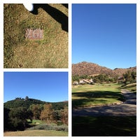 Photo taken at Eagle Crest Golf Course by Alex V. on 9/29/2013