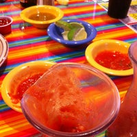 Photo taken at Tapatio's Restaurante Mexicano by Tom P. on 7/25/2013