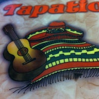 Photo taken at Tapatio's Restaurante Mexicano by Tom P. on 4/25/2014