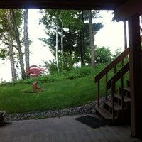 Photo taken at Lake Pokegama by Tom P. on 7/3/2013