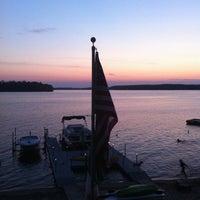 Photo taken at Lake Pokegama by Tom P. on 7/5/2013
